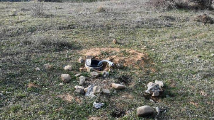 Tekirdağ Şarköy'de deprem ölçüm istasyonundaki cihazları çaldılar