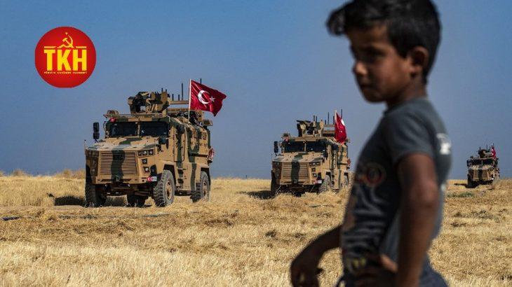 TKH: Suriye ile savaşın haklı ve meşru gerekçesi yoktur!