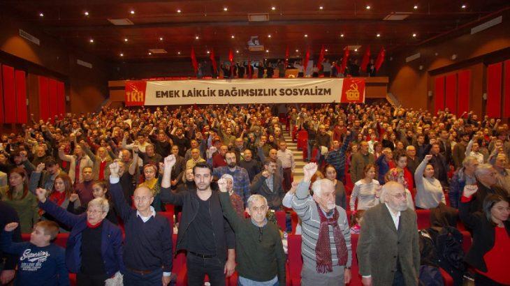 Komünistlerden büyük buluşma: TKH yeni mücadele dönemini başlattı