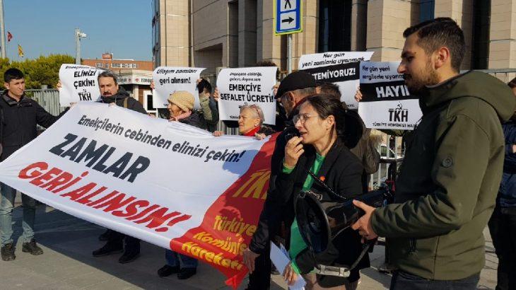 Ulaşım zammı yargıya taşındı: Bu karar İstanbullu emekçilerle dalga geçmektir