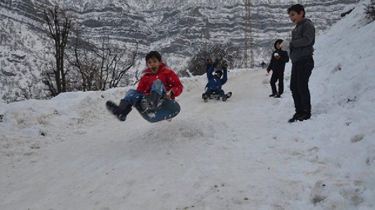 Tokat'ta sahte hesapla il genelinde kar tatili ilan ettiler
