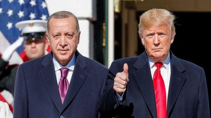 Trump'tan 'Patriot' açıklaması: Erdoğan ile konuşuyoruz