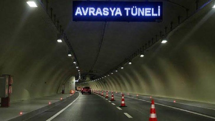 Avrasya Tüneli'nin yurttaşa bir aylık maliyeti yaklaşık bir asgari ücret!