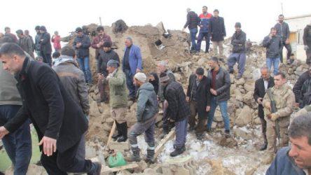 Türkiye-İran sınırı merkezli ikinci deprem