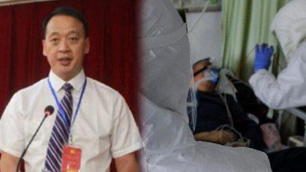 Koronavirüsle mücadele eden hastanenin yöneticisi salgından öldü