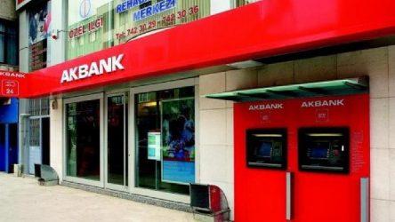 Sistemleri çöken Akbank'tan 'teknik sorun' açıklaması