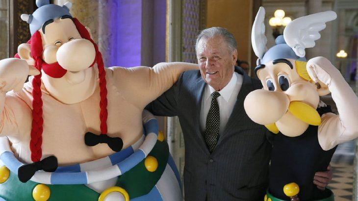 Asterix'in yaratıcısı Albert Uderzo hayatını kaybetti