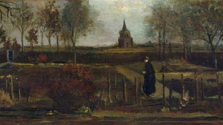 Koronavirüsü fırsat bilip Van Gogh tablosu çaldılar