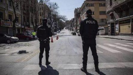 4 gün sokağa çıkma yasağı iddiası sonrası Emniyet'ten açıklama