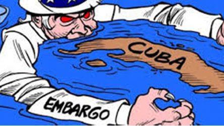 ABD, Küba'nın solunum cihazı için anlaştığı şirketleri satın alıp kritik sevkıyatı durdurdu