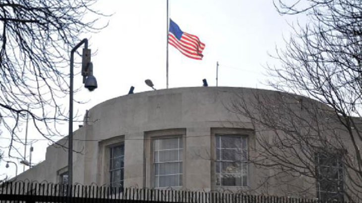ABD Büyükelçiliği: Amerikalılar ve Türkler Covid-19'u birlikte yenecek
