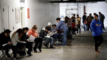 ABD'de işsizlik maaşına başvuru sayısı 26 milyona ulaştı!