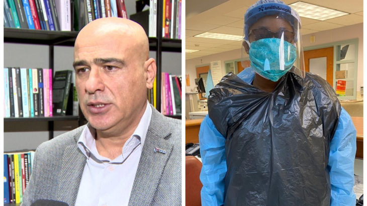 Aile hekimi isyan etti: Bugüne kadar İstanbul da hiçbir aile hekimine tek bir tulum ya da gözlük verilmedi