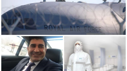AKP'li şirket İngiltere'ye ekipman siparişini yetiştiremeyince devreye Sağlık Bakanlığı girdi