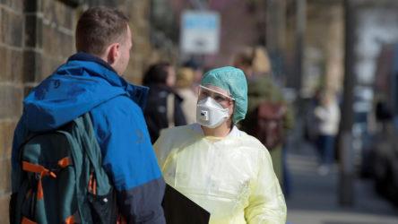 Almanya Sağlık Bakanı: Salgın şimdilik yeniden kontrol altında