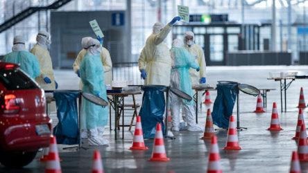 Almanya'da son 24 saatte 7 Türk vatandaşı koronavirüs nedeniyle hayatını kaybetti