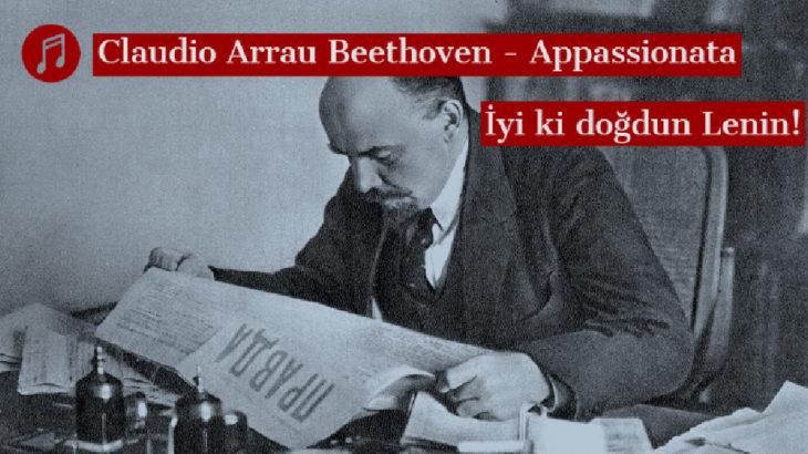 MÜZİK | Claudio Arrau Beethoven - Appasionata
