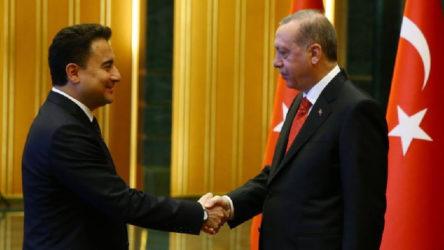 Babacan'dan Erdoğan'a: Ahlak dışı siyaset yapmaktansa...