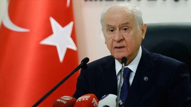 Bahçeli: Akşemsettin ve Fatih, Ayasofya'nın açılışında olacak