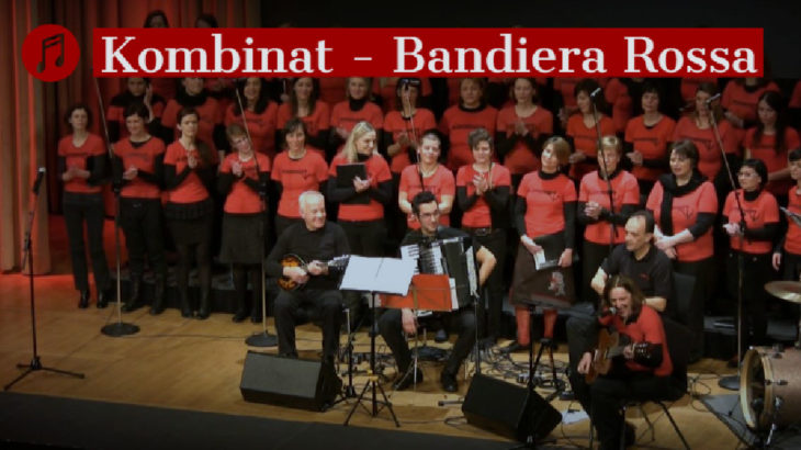 MÜZİK | Kombinat - Bandiera Rossa