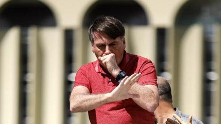 Bolsonaro'nun 4. Kovid-19 testi negatif çıktı