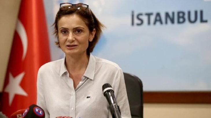 Canan Kaftancıoğlu'nun gözaltına alınan kardeşi serbest bırakıldı