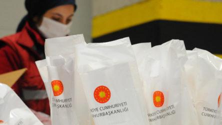 Maske ve kolonya paketlerinin maliyeti bağış kampanyasından mı karşılanıyor?