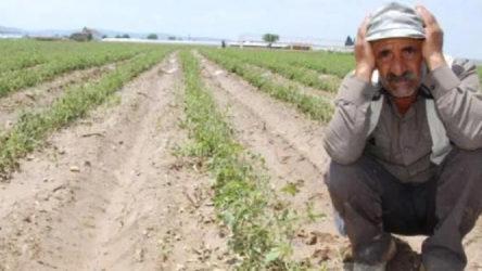 Çiftçilerin borçları silinmeli ve sulama bedeli alınmamalı!