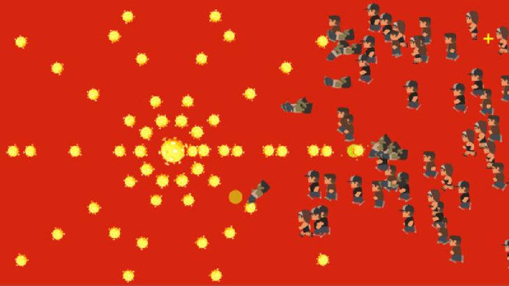 Çin, 'koronavirüslü zombi'lerin yok edildiği video oyununu yasakladı