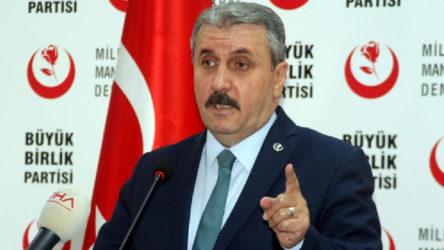 BBP'den Öcalan açıklaması: Bundan ne murat edilmektedir?