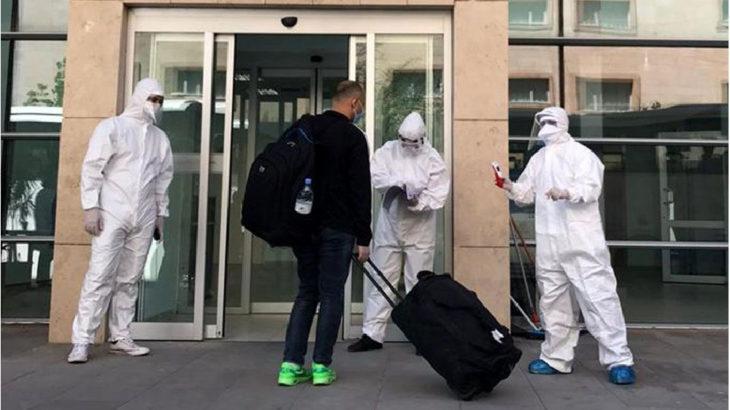 Dışişleri Bakanlığı: 5 bin 284 Türk vatandaşı daha tahliye edildi