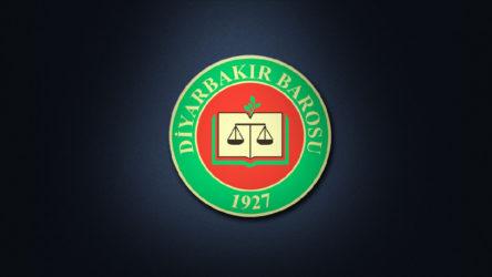 Bir soruşturma da Diyarbakır Barosu'na