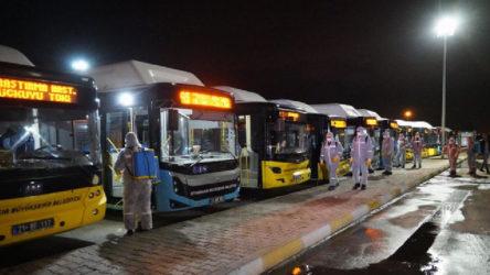 Diyarbakır'da toplu ulaşım seferleri durduruldu