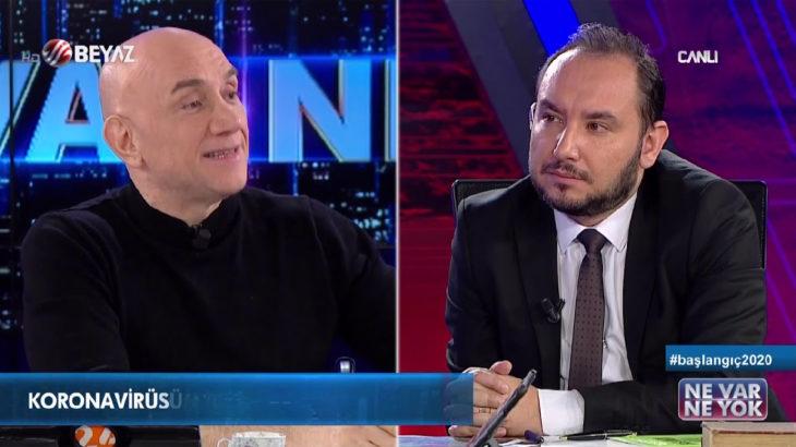 Dr. Çağatay Tarhan: Bahsettiği şey yalan ama bile bile yayıyor