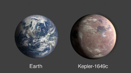 Dünya'ya boyut olarak en çok benzeyen ötegezegen keşfedildi