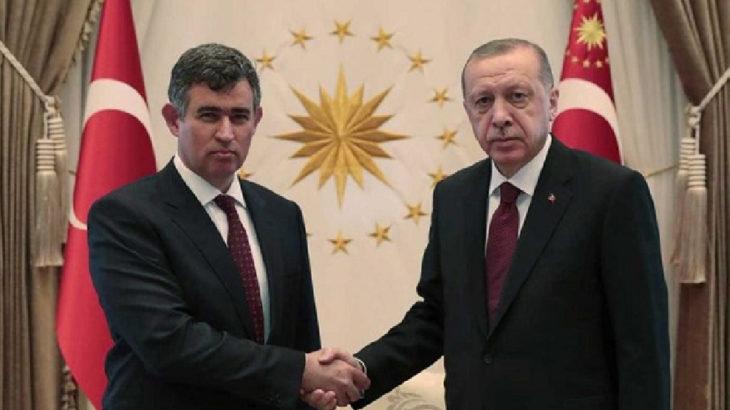 'Erdoğan'ın meslek örgütleri hamlesinin arkasında Metin Feyzioğlu var'