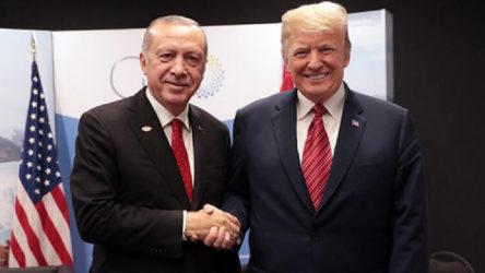 Erdoğan'dan Trump'a mektup: ABD'nin güvenilir ve güçlü bir ortağı olarak...