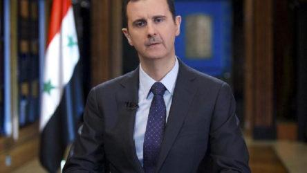 Esad: Salgın Batılı rejimlerin başarısızlığını ve ahlaksızlığını ortaya çıkardı