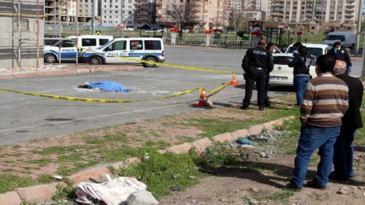 Kayseri'de iş çinayeti: 8. kattan düşen inşaat işçisi hayatını kaybetti
