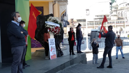 TKH, 1 Mayıs'ta katledilenleri andı