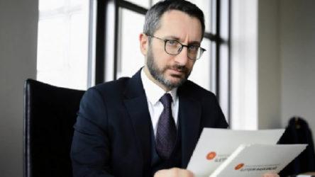 Fahrettin Altun'dan Twitter'a tehdit geldi