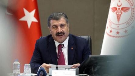 Sağlık Bakanı Koca: Bu ay boyunca tedbirler devam edecek