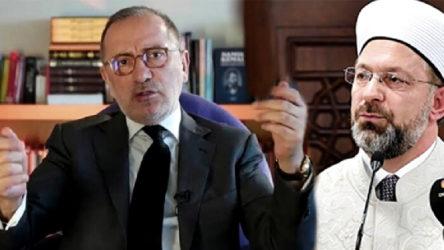 Fatih Altaylı'dan Diyanet'e: 'Lanetlenen' eşcinsellerin vergisinden maaş almayın o zaman