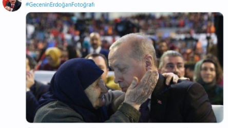 AKP'liler fotoğraf yarışına girdi, bir isim itiraz etti