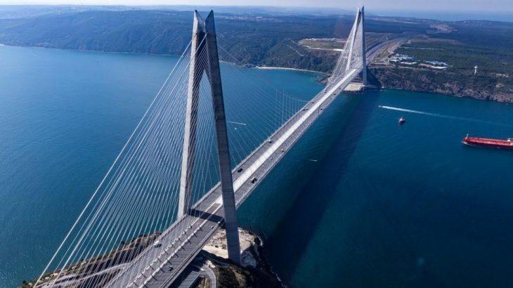 Köprüyü işleten şirkete bütçe var yurttaşa yok