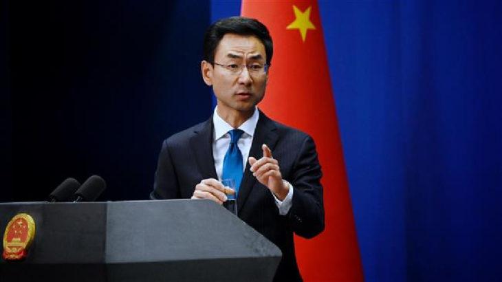 Çin'den ABD'ye: Düşman olan Çin değil, koronavirüstür