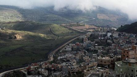 Caferi: İsrail işgali altındaki Golan Suriye'nin ayrılmaz bir parçasıdır