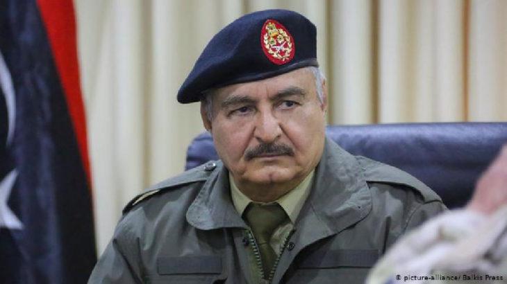 Dışişleri Bakanlığından Hafter açıklaması