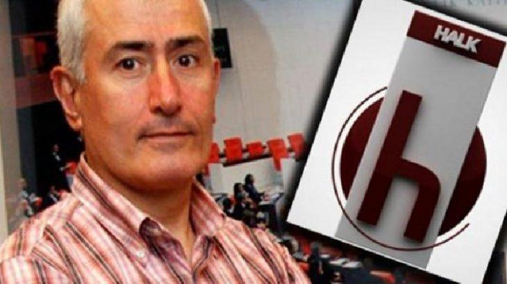 Halk TV Genel Yayın Yönetmeni istifa etti