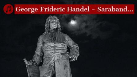 MÜZİK | Handel ve Saraband